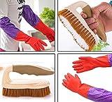 Super Combo!! HOKIPO Full Size Cleaning Glove + HOKIPO Cleaning Scrub Brush