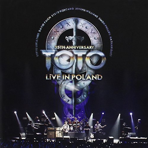 Toto - 35th Anniversary Tour Live In Poland [2 Cd] - Zortam Music