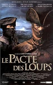 Le Pacte des loups [VHS]