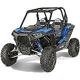 Toys & Child 57593 1/18 Scale RZR XP 1000 Polaris Dune Buggy, Woodoo Blue