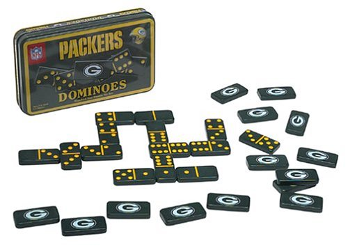 Green Bay Packers Dominoes Game