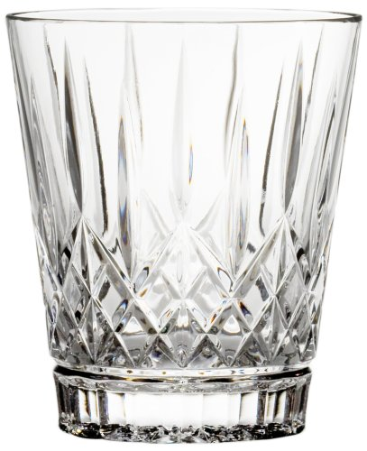 Buy Godinger Caitlin Double Old Fashioned Glass, Set of 4