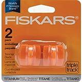 Fiskars Titanium TripleTrack High Profile Cutting Replacement Blades, Style I (01-005740)