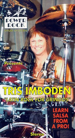 Latin Rock for Gringos with Tris Imboden [VHS]
