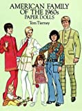 American Family of the 1960s Paper Dolls