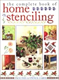 img - for The Complete Book of Home Stenciling book / textbook / text book