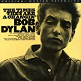 BOB DYLAN the times they are a-changin' LP