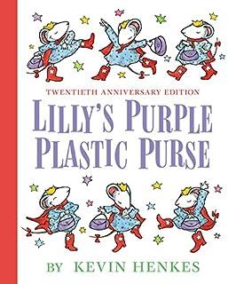 Book Cover: Lilly's Purple Plastic Purse 20th Anniversary Edition