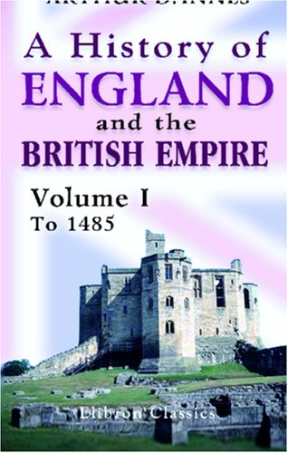 A history of England and the British Empire