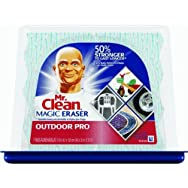 Procter & Gamble 83906 Mr. Clean Magic Eraser Outdoor Pro Cleansing Pad