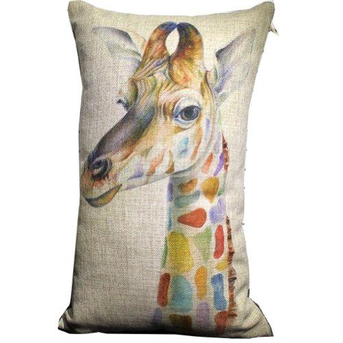 for 40 X 40 Cm Pillow. Pack of 2 Sage Stripe 400 Thread Count pillowcover 100/% Long Staple Cotton Pillowcases British Choice Linen Pillowcase-40 X 40 Cm