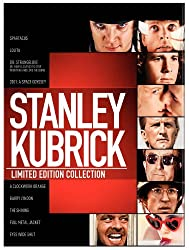 Stanley Kubrick: Limited Edition Collection (Spartacus / Lolita / Dr. Strangelove / 2001: A Space Odyssey / A Clockwork Orange / Barry Lyndon / The Shining / Full Metal Jacket / Eyes Wide Shut) [Blu-ray]
