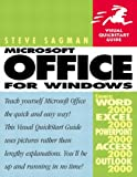 img - for Microsoft Office 2000 for Windows (Visual QuickStart Guide) book / textbook / text book
