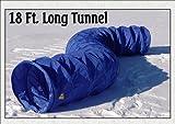 18′ Dog Agility Tunnel