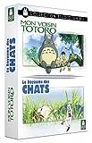 echange, troc Mon voisin Totoro /  Le Royaume des chats - Coffret 2 DVD
