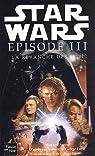 Star Wars 3 La Revanche Des Sith