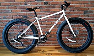 Amazon.com : Fat Tire Bike, Winter Bike, Beach Cruiser : Sports