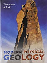 Modern Physical Geology, Media Edition (with InfoTrac)