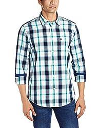 Arrow Sports Men's Casual Shirt (8907259810720_ASRS3074_39_Multicolor)