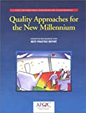 Quality Approaches for the New Millennium (1928593267) by American Productivity & Quality Center