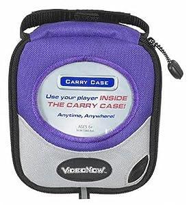 VideoNow Color Carry Case (Purple / Gray)