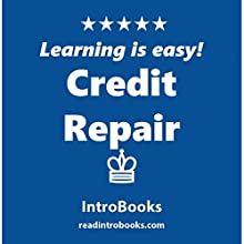 Credit Repair Audiobook by  IntroBooks Narrated by Tracy Tupman