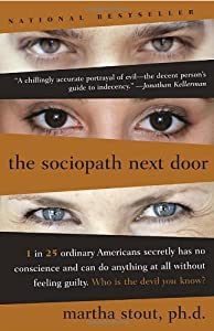 "Cover of ""The Sociopath Next Door"""