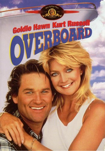Overboard - Roddy McDowall Review