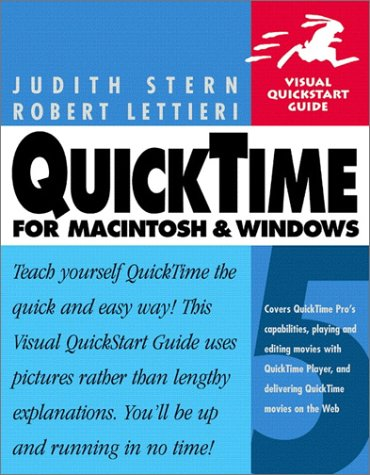 QuickTime 5 for Macintosh and Windows (Visual QuickStart Guide)