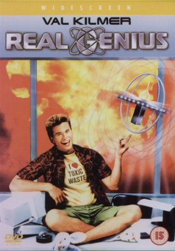 Real Genius [UK Import]
