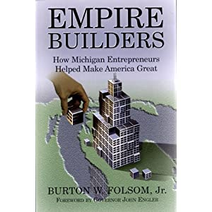 the distinction of entrepreneurs in the myth of the robber barons by burton w folsom jr The second failing of colossus is its perpetuation of the robber-baron myth years ago, historian burton folsom  burton w the myth of the robber barons  jr.