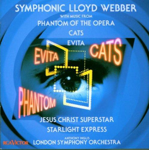 Andrew Lloyd Webber - Symphonic Lloyd-Webber - Zortam Music