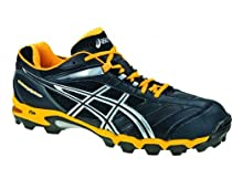 ASICS GEL-TYPHOON Hockey Shoes - 10.5 - Black