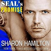 SEAL's Promise: Bad Boys of Team 3, SEAL Brotherhood Series, Book 8 | Sharon Hamilton