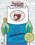 Big Dude-L Book: An Adventure Time Doodle Book