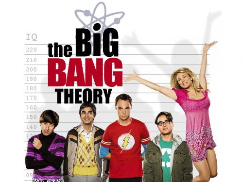 The big bang theory the complete second for Big fish theory vinyl