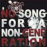 No Song For A Non-Generation