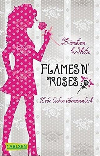Kiersten White - Flames 'n Roses