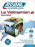 echange, troc The Dung Do, Thanh Thuy Le - Le Vietnamien sans Peine ; Livre + CD Audio (x4)
