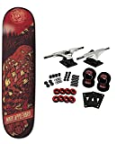 ELEMENT Skateboard Complete APPLEYARD PREY HELIUM 8