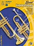 img - for Band Expressions: Trumpet Edition, Book One book / textbook / text book