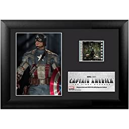 Captain America Movie Series 5 Special Edition Mini Cell