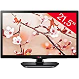 "LG 22"" Full HD 1080P LED Multi-functional TV (TV+Monitor) with USB player and HDMI input"