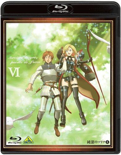 純潔のマリア VI <特装限定版> [Blu-ray]