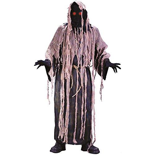 Zombie chimp adult costume