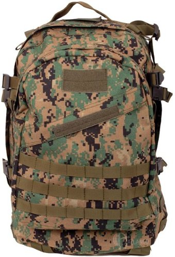B000E1VSR4 Atlanco GI Spec 3 – Day Back Pack, DIGITAL WDLAND