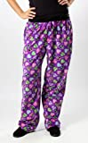 Disney Mickey Minnie Mouse Heart Fleece Pant Lounge Pajama Drawstring Plus Size