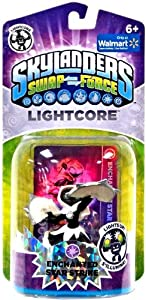 Skylanders SWAP FORCE LIGHTCORE Figure Enchanted Star Strike