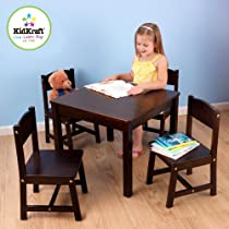 Hot Sale KidKraft Farmhouse Table and 4 Chair Set