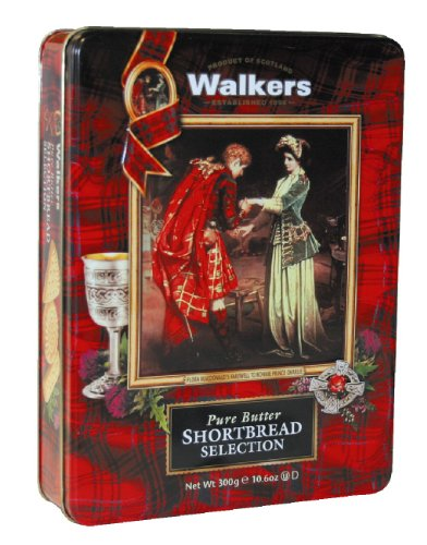Walkers Shortbread Assorted Selection, 10.6-Ounce Lochaber no more